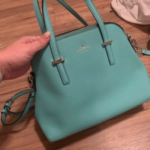 Kate spade purse - aqua NEW